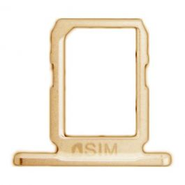 Sim Tray for Galaxy S6 (Gold)