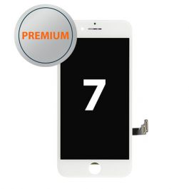 LCD Display Assembly for iPhone 7 (White)
