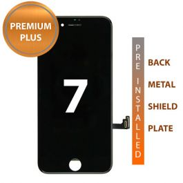 LCD Display Assembly for iPhone 7 Premium Plus (Black)