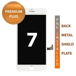 LCD Display Assembly for iPhone 7 Premium Plus (White)