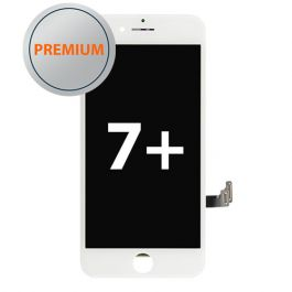 iPhone 7 Plus Display Assembly (LCD & Touch Screen) -White