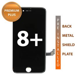 LCD Display Assembly for iPhone 8 Plus Premium Plus (Black)