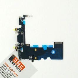 Charging Port Flex for iPhone 8 (Black)