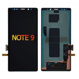 Samsung Galaxy Note 9 Display Assembly (LCD With Touch) (Midnight Black)