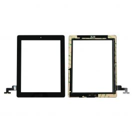 Digitizer with Home Button IC for iPad 2 (Black)