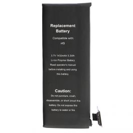 Replacement Battery for iPhone 4s 1420mAh