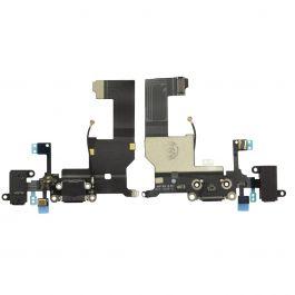 Charging Port Flex for iPhone 5 - Black
