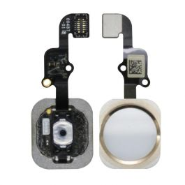 Home Button Flex for iPhone 6S (Rose Gold)