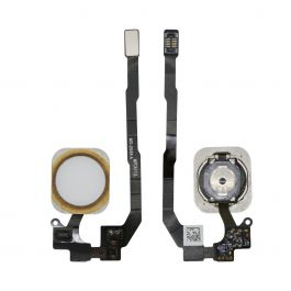 Home Button Flex for iPhone 5S (Gold)