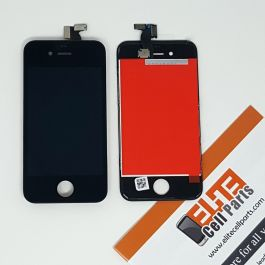 iPhone 4 (GSM) Display Assembly (LCD & Touch Screen) - Black