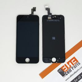LCD Display Assembly for iPhone 5S (Black)