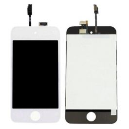 LCD Display Assembly for iPod Touch 4th Gen (White)