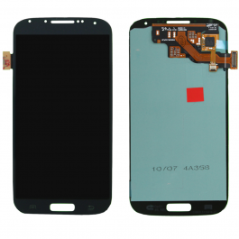 Samsung Galaxy S4 Display Assembly (LCD and Touch Screen) - Blue (Mist Black)