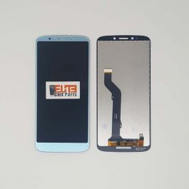 LCD Display Assembly for Moto E5 Plus (XT1924) (Blue)