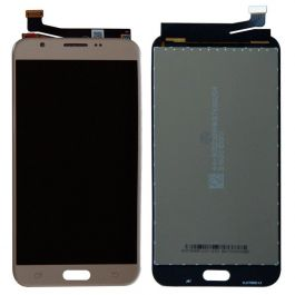 LCD Display Assembly for Galaxy J7 Perx (Gold)