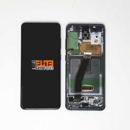 Samsung Galaxy S20 LCD With Touch & Frame - Cosmic Grey