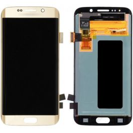 Samsung Galaxy S6 Edge Display Assembly (LCD + Touch) Gold Platinum