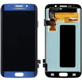 LCD Display Assembly for Galaxy S6 Edge (Blue)