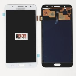LCD Display Assembly for Galaxy J7 (J700) (White)