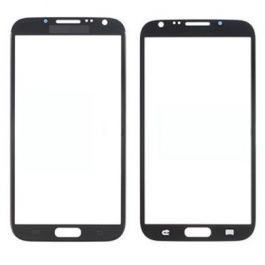 Samsung Galaxy Note 2 Front Outer Glass Lens - Gray