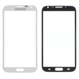 Samsung Galaxy Note 2 Front Outer Glass Lens - White