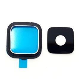 Rear Back Camera Lens for Samsung Note 4 (Black)