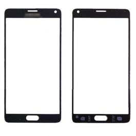 Samsung Galaxy Note 4 Front Outer Glass Lens - Gray