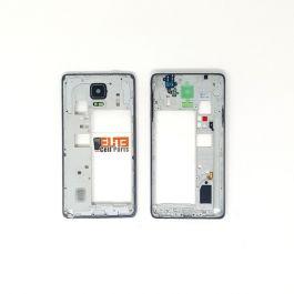 Bezel Frame for Samsung Galaxy Note 4 (Black)