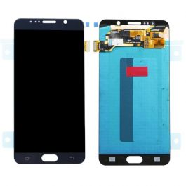 Samsung Galaxy Note 5 Display Assembly (LCD and Touch Screen) - Blue (Sapphire Black)