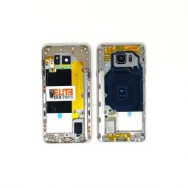 Samsung Galaxy Note 5 Middle Frame (Housing) - Silver