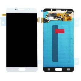 Samsung Galaxy Note 5 Display Assembly (LCD and Touch Screen) - White Pearl
