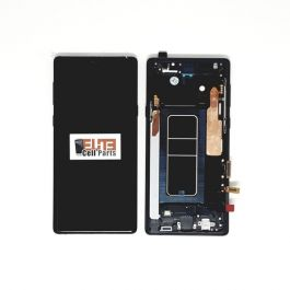 Samsung Galaxy Note 9 LCD With Touch & Frame - Black