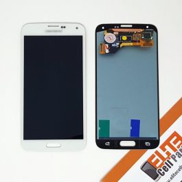 Samsung Galaxy S5 Display Assembly (LCD and Touch Screen) - White