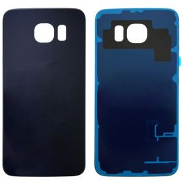 Back Door for Galaxy S6 (Blue / Black Sapphire)