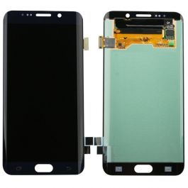 Samsung Galaxy S6 Edge Plus Display Assembly (LCD and Touch Screen) - Blue (Black Sapphire)