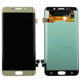 Samsung Galaxy S6 Edge Plus Display Assembly (LCD and Touch Screen) - Gold