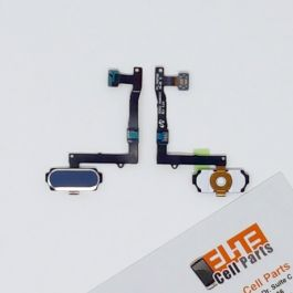 Samsung Galaxy S6 Edge Plus Home Button Flex - Blue