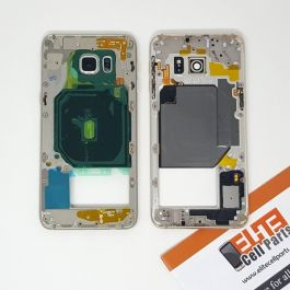 Samsung Galaxy S6 Edge Plus Middle Frame - Gold