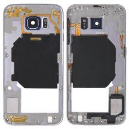 Samsung Galaxy S6 Middle Frame - Blue