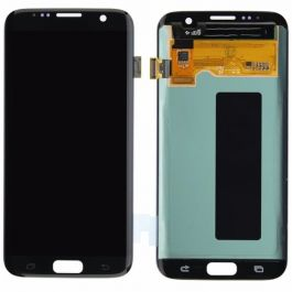 Samsung Galaxy S7 Edge Display Assembly (LCD and Touch Screen) - Black Onyx