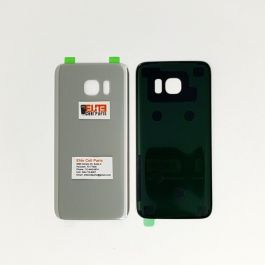 Back Door for Galaxy S7 Edge (Silver Titanium)