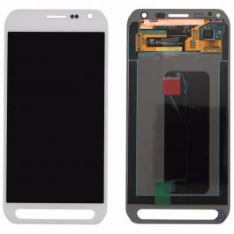 LCD Display Assembly for Galaxy S6 Active (White)