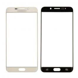 Samsung Galaxy S6 Edge Plus Front Outer Glass Lens - White