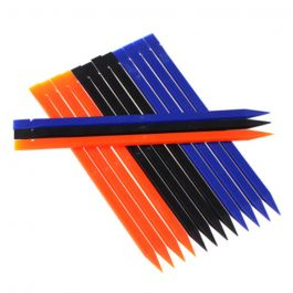 Plastic Pointy Tip Spudger Opening Repair Stick Tool (Random Colors)