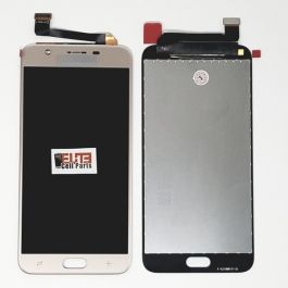 Samsung Galaxy J7 2018 (J737) Display Assembly (LCD and Touch Screen) - Gold