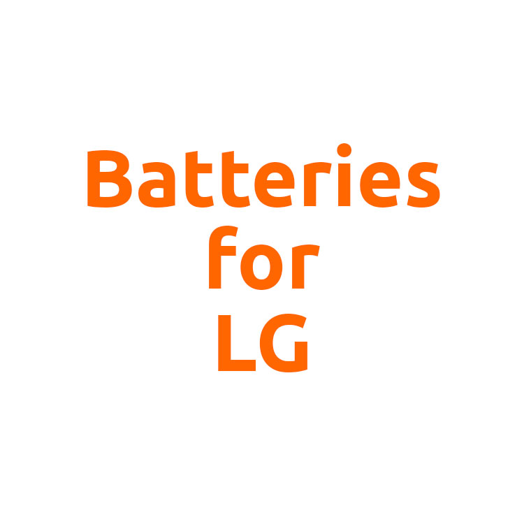 Batteries for LG
