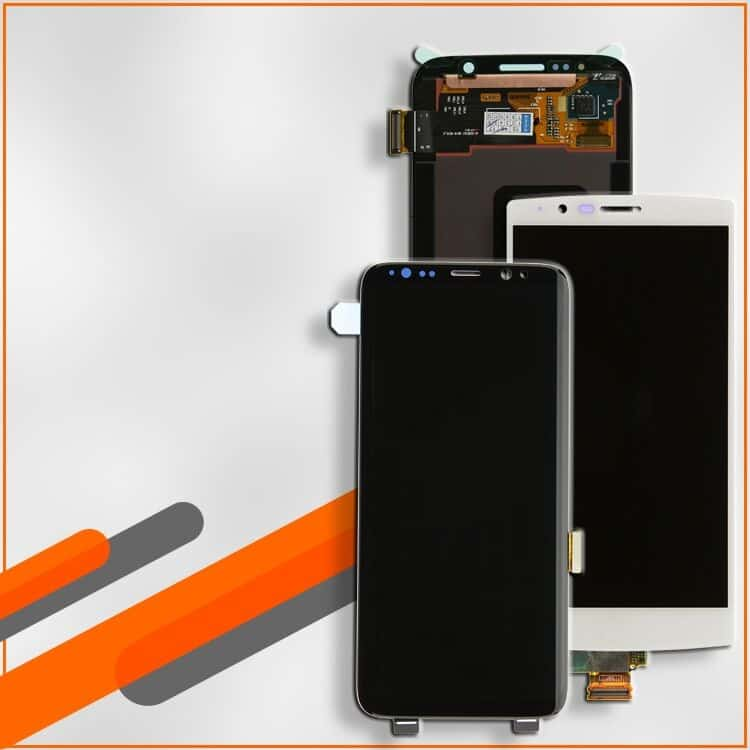 LCD Replacement for iPhone and Samsung